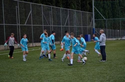Α.Ε. Ιλίου (Κ14) - Θρασύβουλος SoccerLink 2018-2019